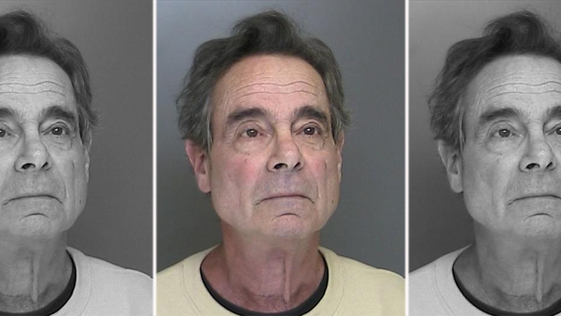 Ronald DeRisi, 74, of Smithtown, N.Y., was charged Friday with threatening federal officials.