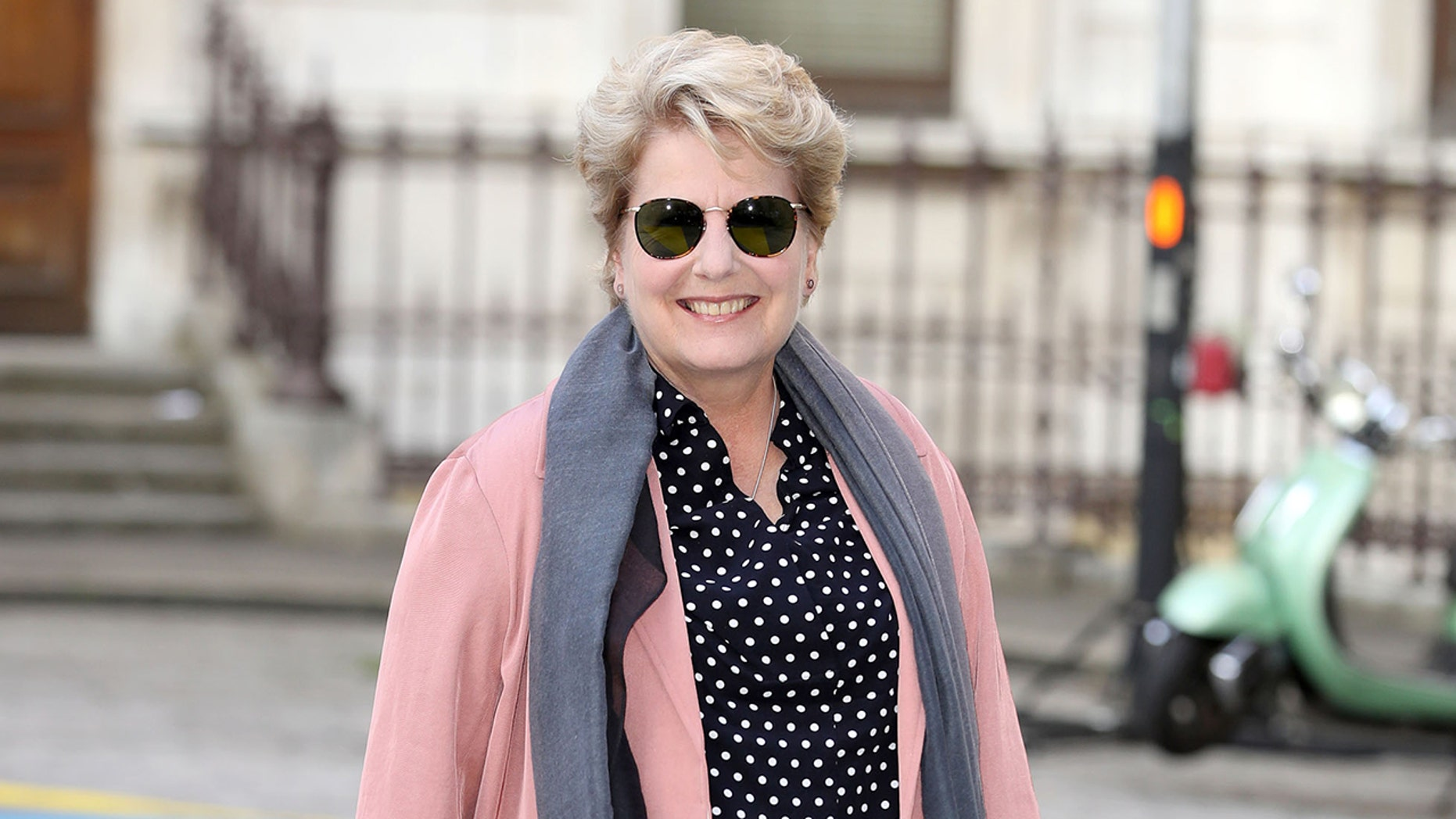 """Sandi Toksvig, a presenter on """"The Great British Bake Off,"""" whipped up some controversy with her comments on avocados."""