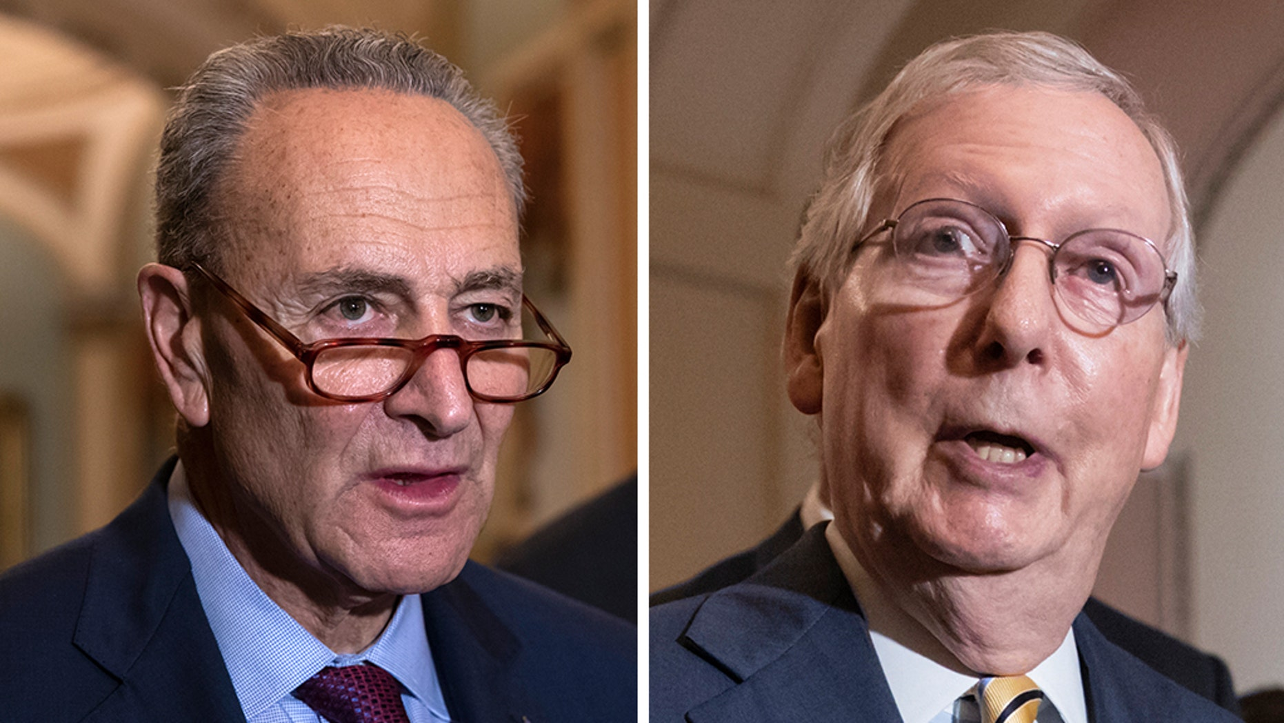 GOP Sen. Mitch McConnell on Wednesday denied a request made by Democratic Sen. Chuck Schumer to approve a briefing by FBI agents regarding the bureau's background investigation (BI) into Supreme Court nominee Brett Kavanaugh.