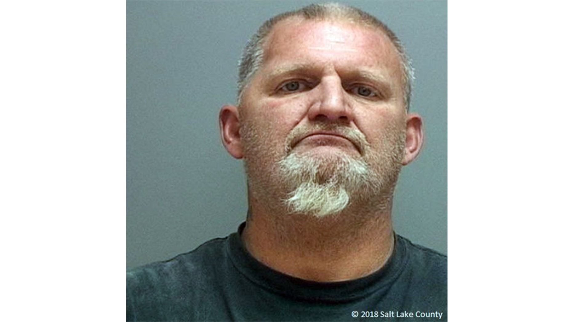 Stanley Jocelyn, 50, allegedly beat the dog with a hammer following the incident.