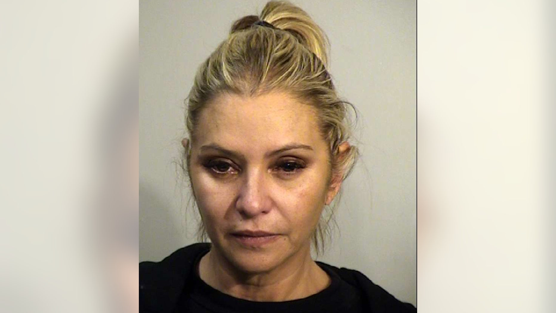 Actress Danielle Arellano was arrested for allegedly shoplifting.