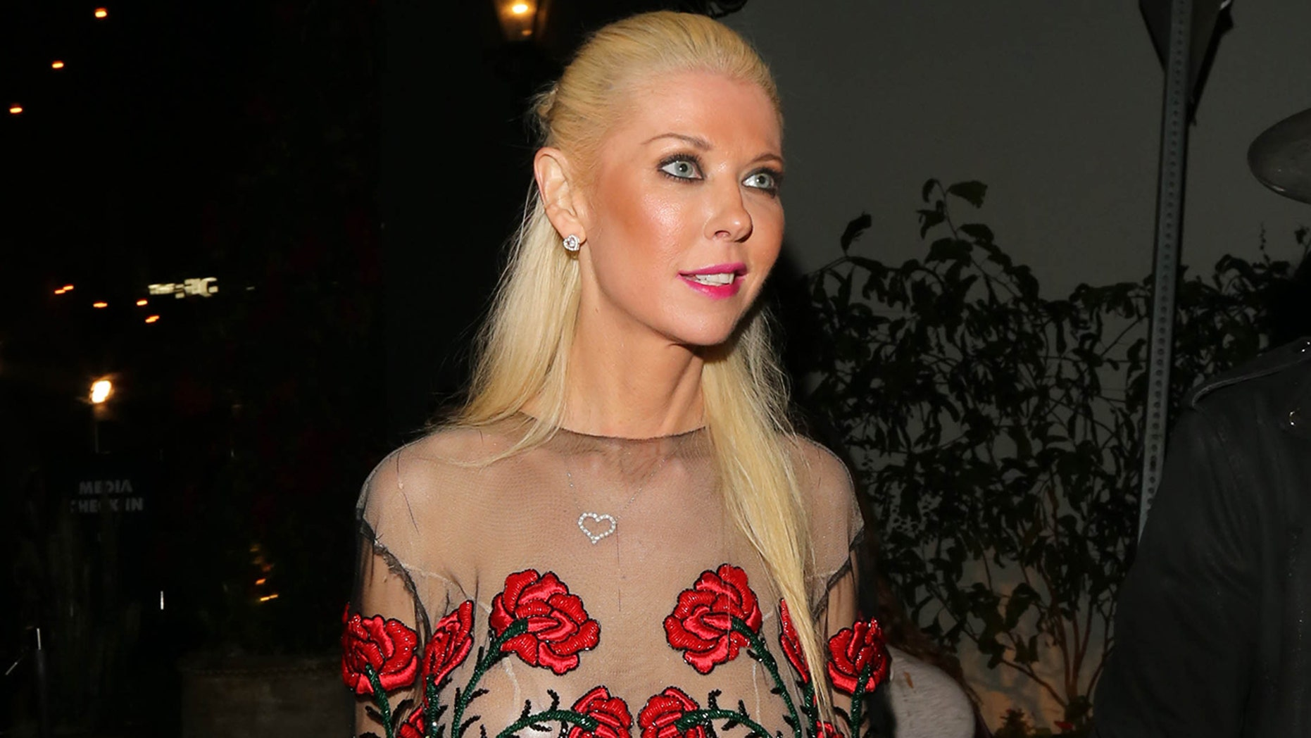 Tara Reid revealed that her mother died over the weekend.