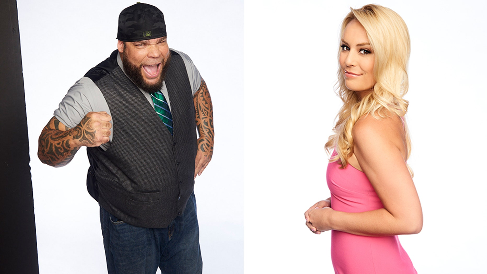 "Tyrus and Britt McHenry will co-host ""UN-PC"" on Fox Nation when the streaming service launches later this fall."