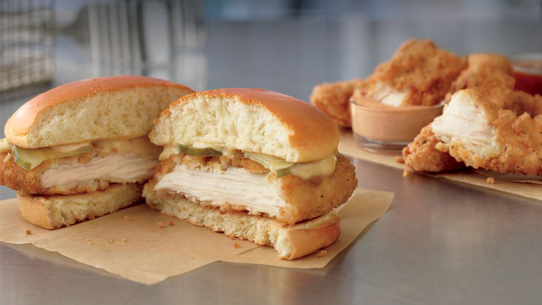 """The two items —an Ultimate Chicken Sandwich and Ultimate Chicken Tenders — are said to deliver """"the ultimate chicken experience,"""" per a McDonald's press release."""