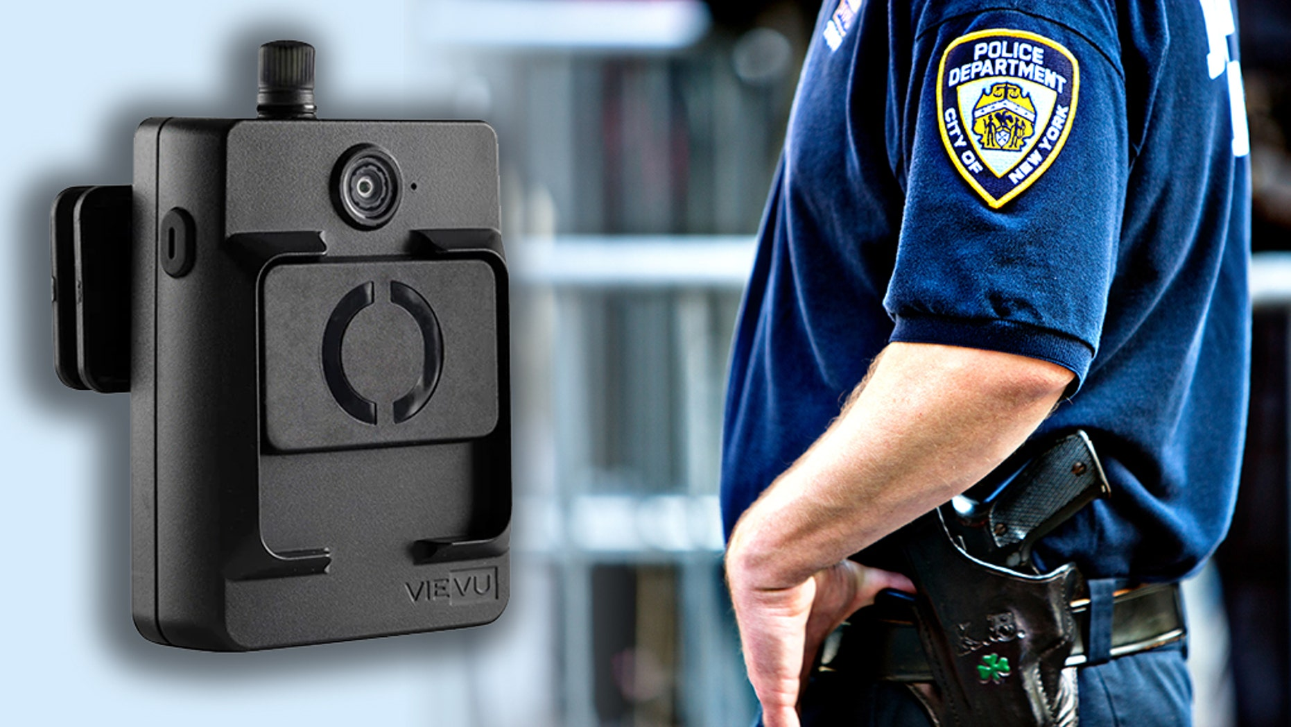 NY  police body-warn cameras recalled after explosion