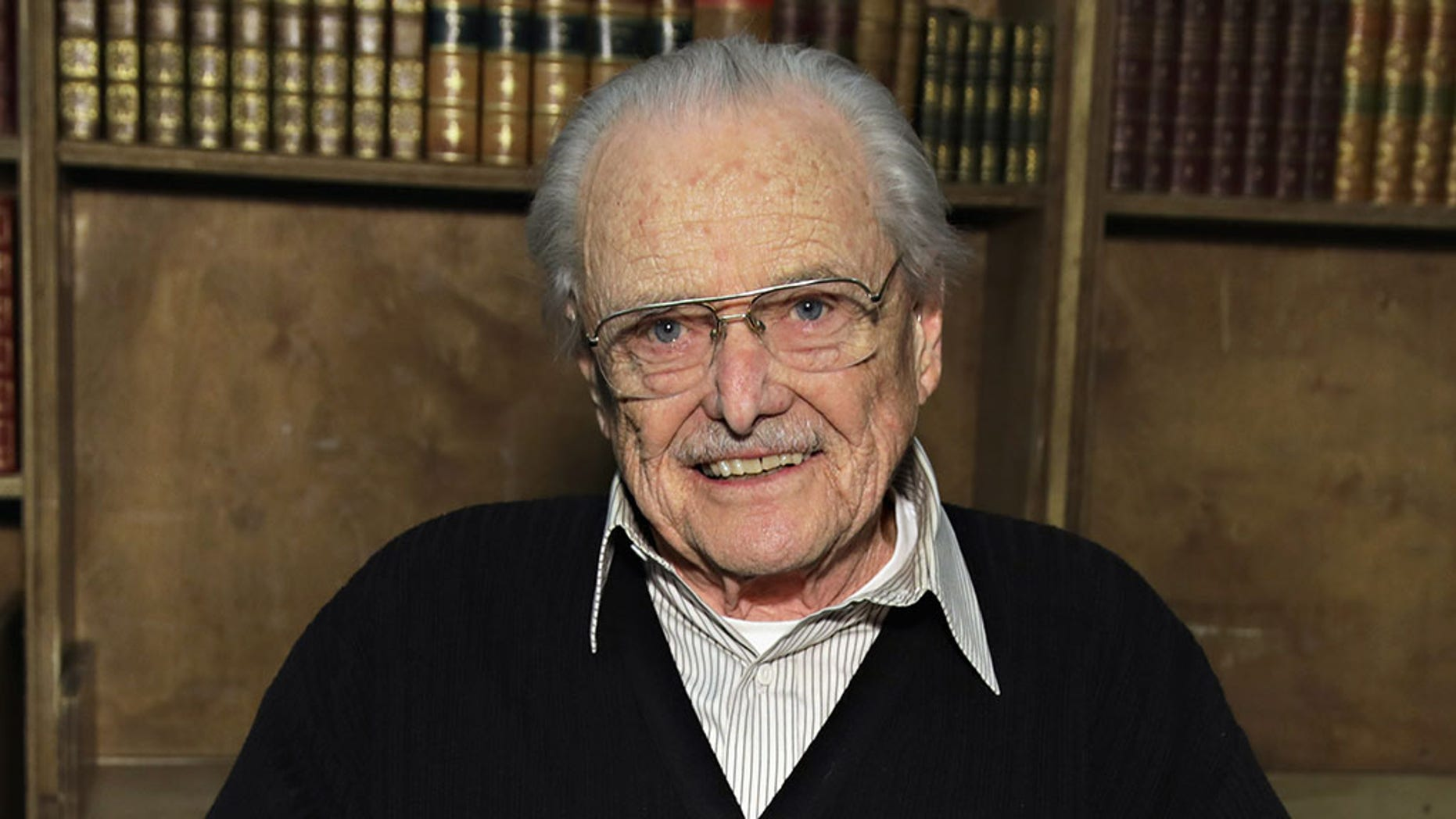 "William Daniels, the actor who played Mr. Feeny on ""Boy Meets World,"" quipped about how he stood up to an intruder at his home."