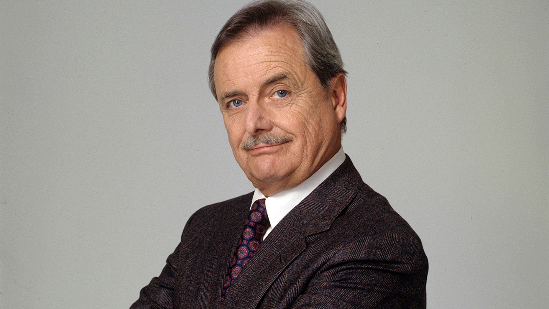 Actor William Daniels foiled an attempted burglary at his home on Saturday.