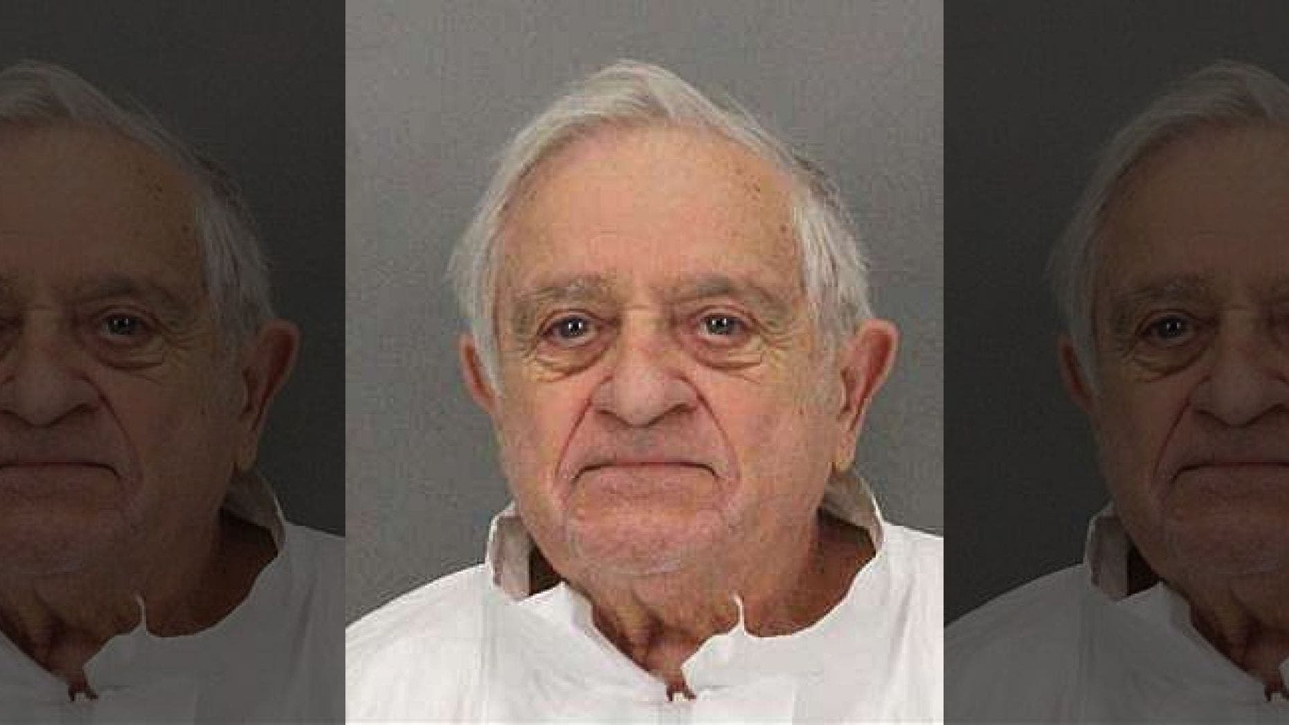 Anthony Aiello, 90, was arrested on suspicion of murdering his stepdaughter.