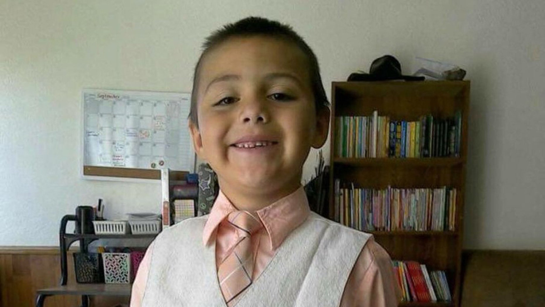 Anthony Avalos, 10, was tortured and murdered in June, authorities say. His mother and her boyfriend could face the death penalty for their alleged roles in his death.
