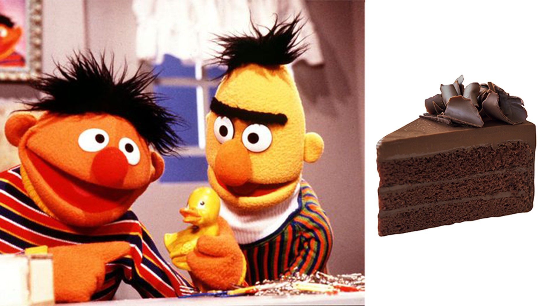 "Britain's Supreme Court on Wednesday reversed a lower court ruling and ruled that a bakery owned by a Christian family didn't discriminate against a gay customer when it refused to make a cake iced with ""Sesame Street"" characters Bert and Ernie and a slogan supporting gay marriage."