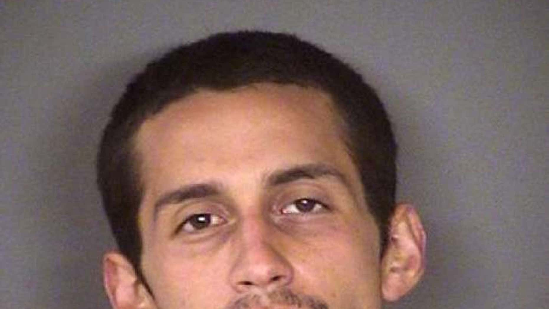 Jesse David Vasquez III, 24, is charged with killing his father, authorities say.