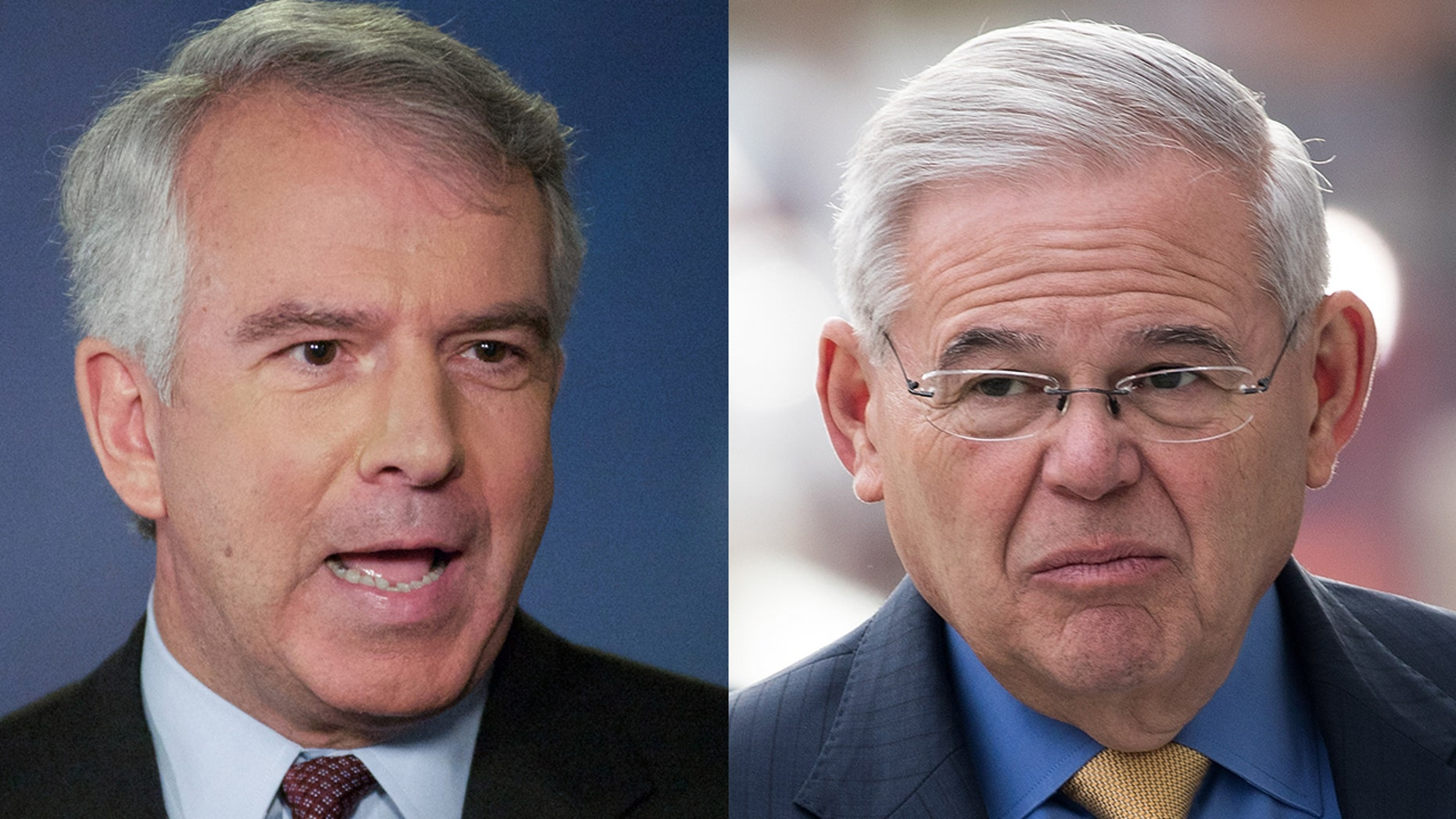 Republican Bob Hugin is going nuclear against incumbent Democratic Sen. Bob Menendez in the final days of the closer-than-expected New Jersey Senate race.