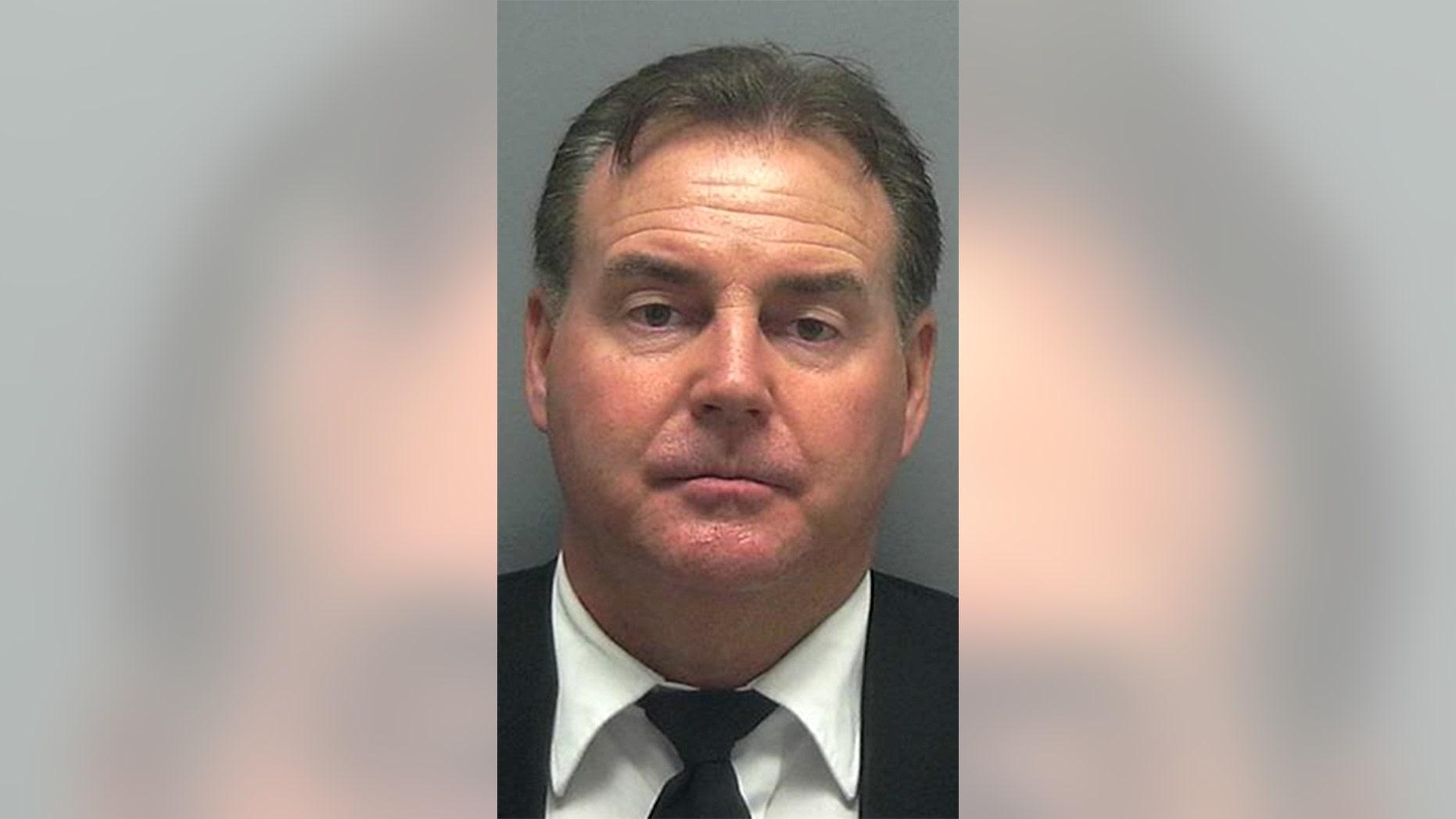 Brian Andrew Machtemes of Minnetonka, Minn., was arrested Friday at Southwest Florida International Airport.