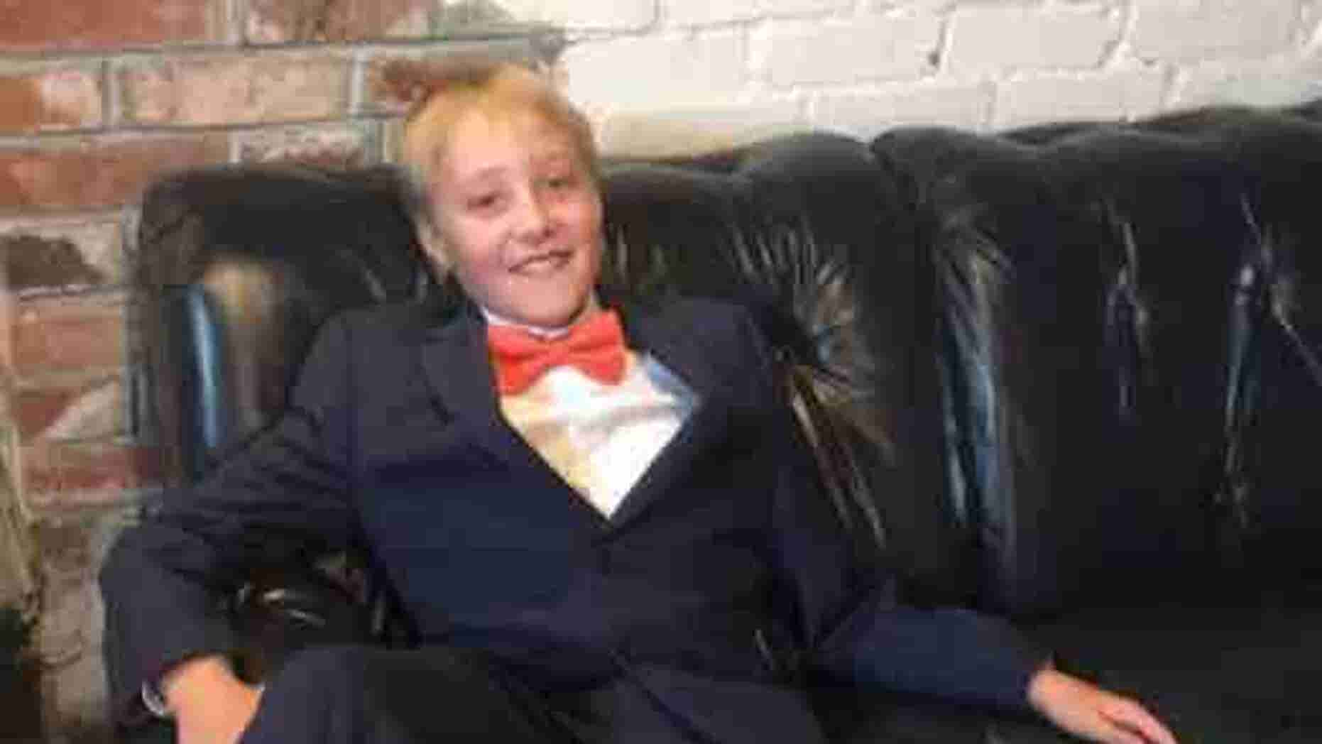 Carson, 11, had gone upstairs to pack for a family trip when his mom found him unresponsive 10 minutes later.