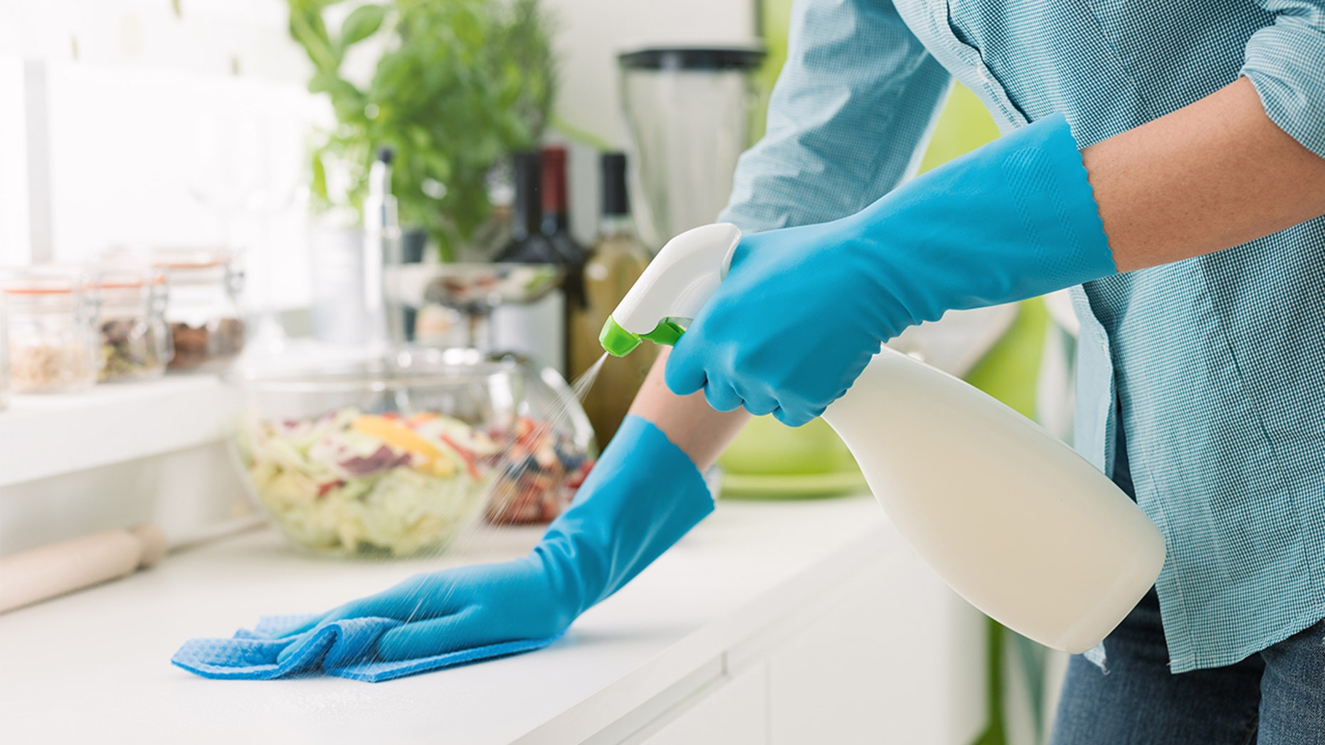 Don't make these common cleaning mistakes.