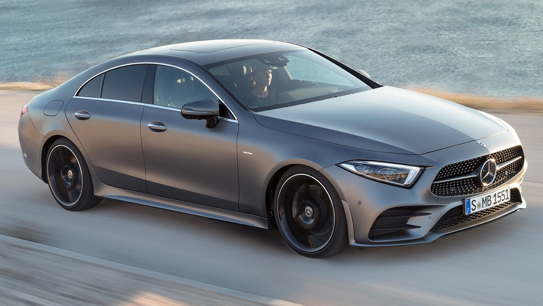 2019 mercedes benz cls450 test drive benz gets back inline with