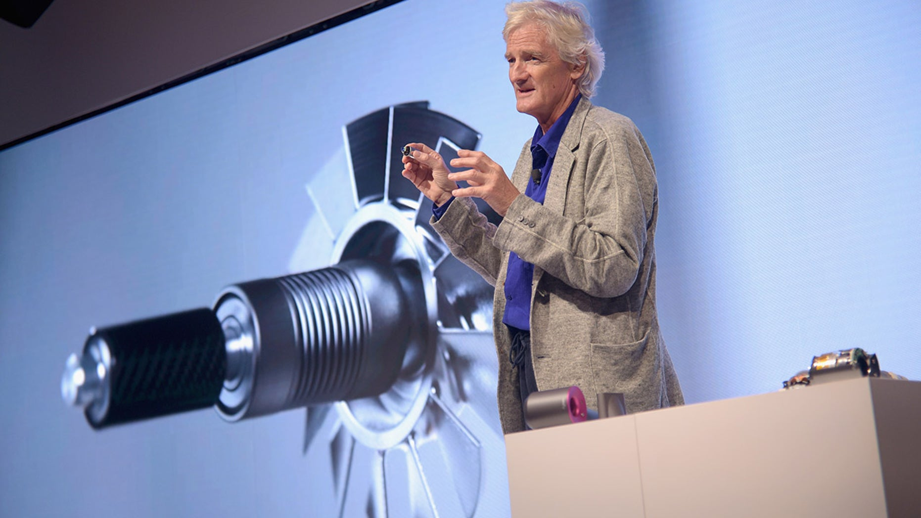 The UK loses out on building Dyson's electric vehicle