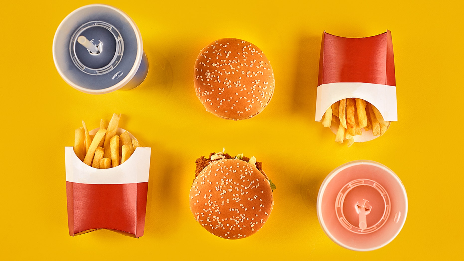 Don't be fooled by these common fast food myths.