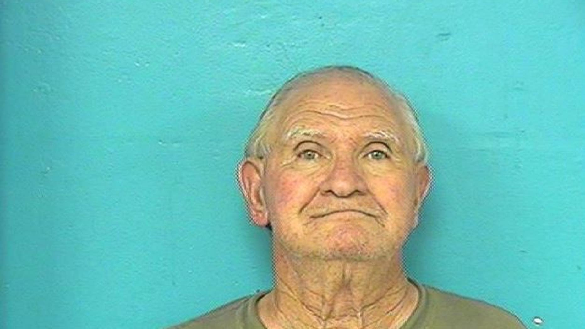 Douglas Ferguson, 76, was charged with attempted second-degree murder and violating probation.