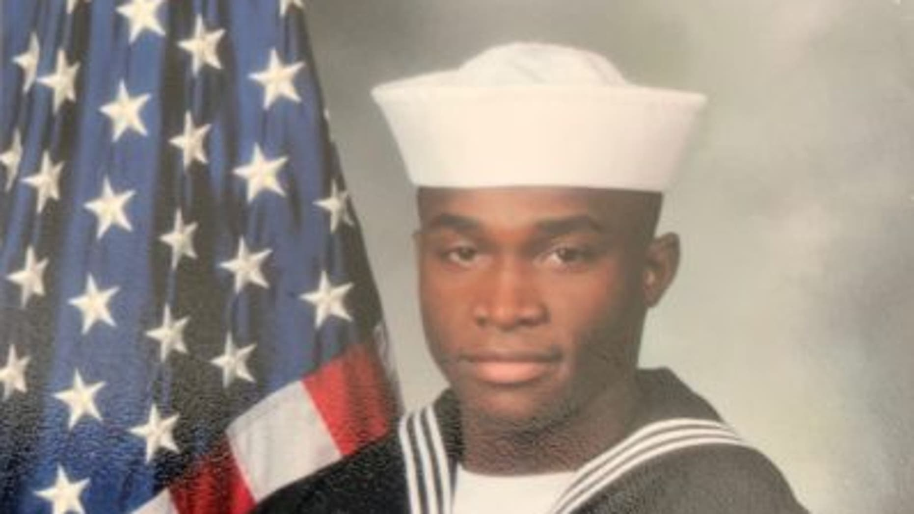 Curtis Adams, 21, the victim, an active duty member of the Navy in San Diego.