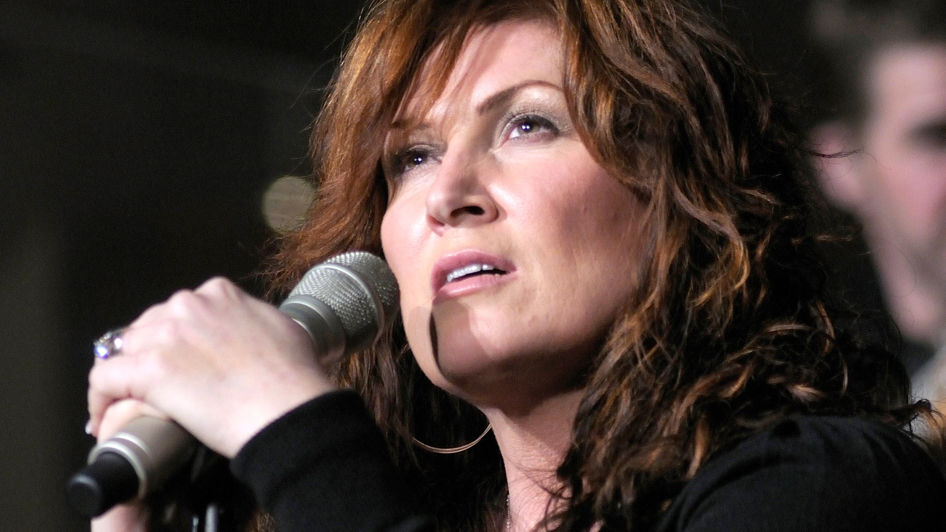 Jo Dee Messina performing during the 2nd annual Christmas Concert at Brentwood United Methodist Church in December 2010 in Brentwood, Tennessee.