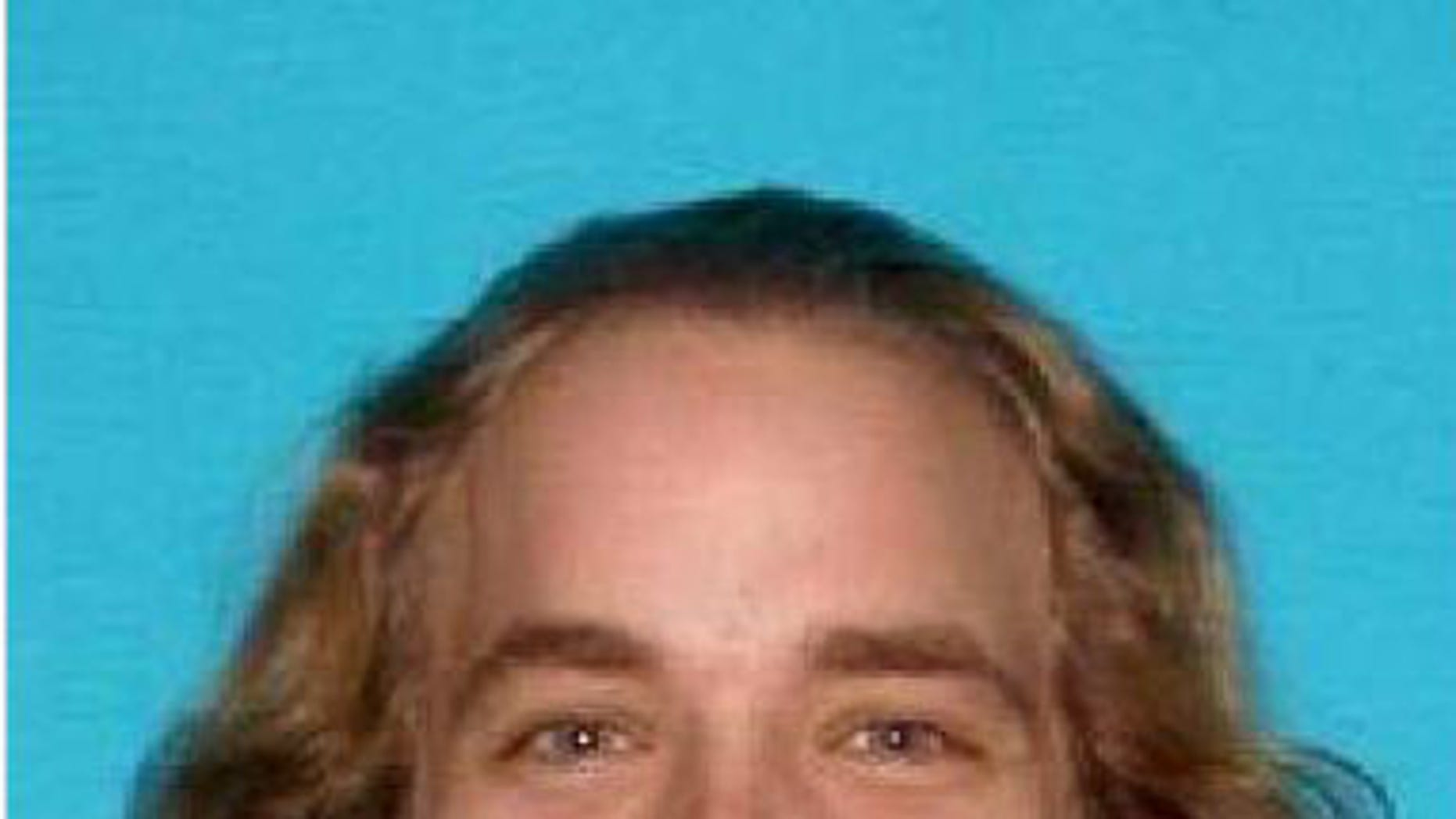 Kellen Sorber, 27, is wanted for allegedly starting a fire at a local GOP headquarters in Wyoming.