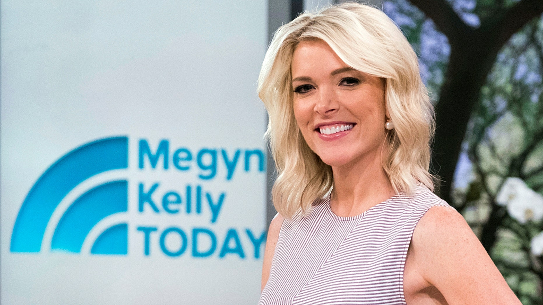 """Megyn Kelly's fate at NBC was sealed when she pondered why """"blackface"""" is frowned upon during a live panel discussion last year (Photo by Charles Sykes/Invision/AP)"""
