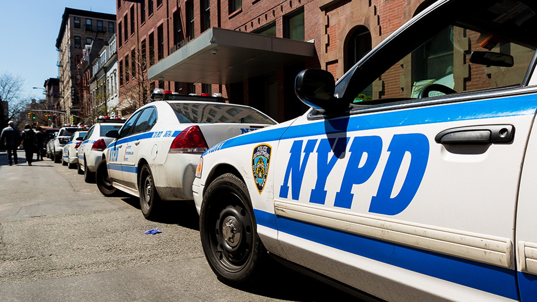 There were no shooting incidents reported in New York City this past weekend, officials said.