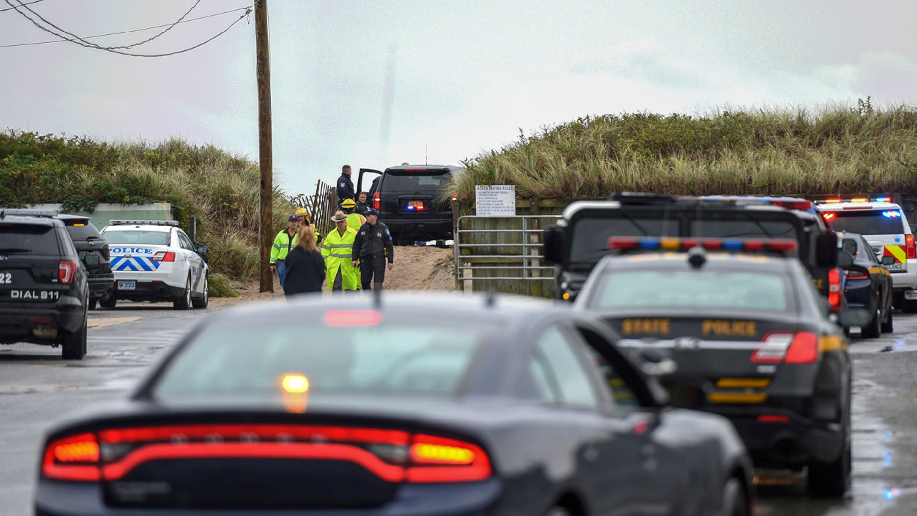 At Least One Person Killed In Plane Crash Off The Coast Of New York