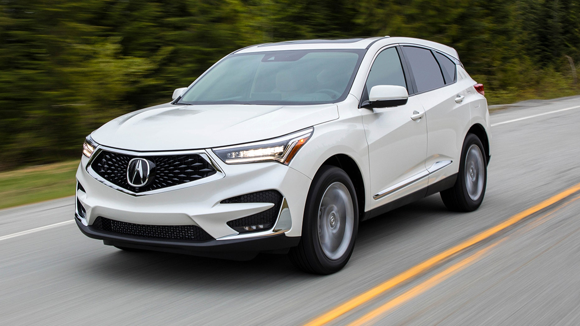 2019 Acura Rdx Test Drive Back To The Future Fox News