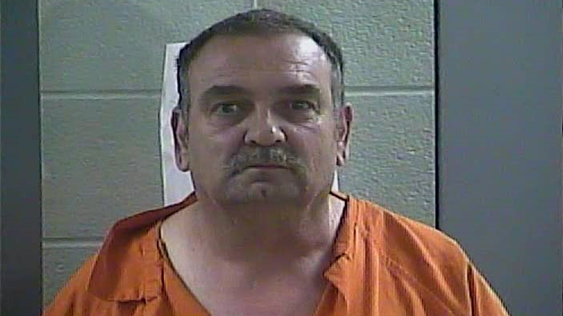 Robert Phillips was arrested Monday after authorities found a girl who was reported missing in his semi-truck in Kentucky.