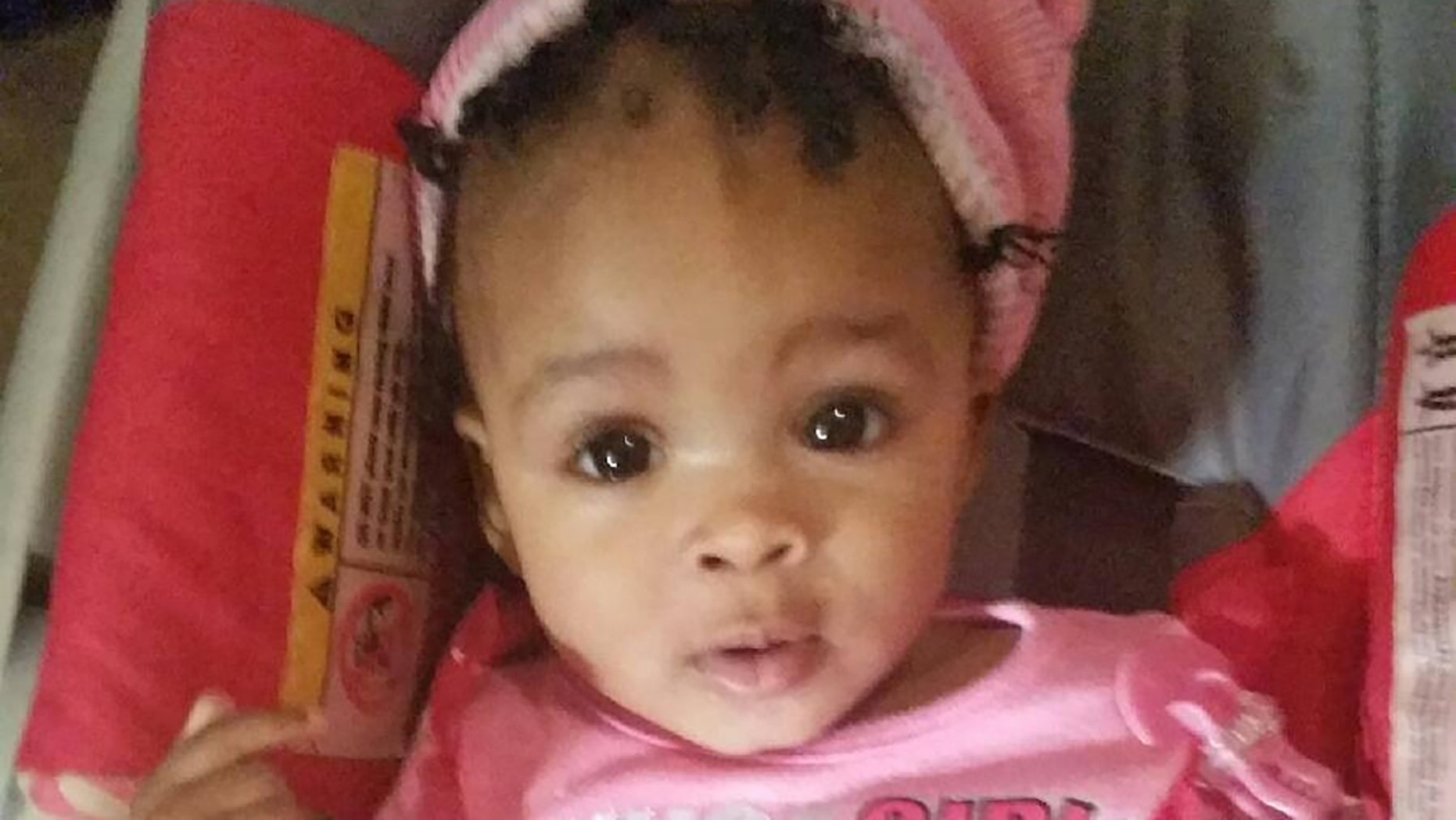 Royalty Marie Floyd was still alive when her grandmother put the 20-month-old toddler inside an oven at her Mississippi home, a coroner's report said earlier this week.