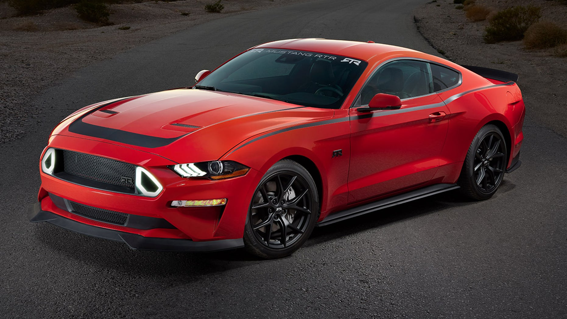 Ford Series 1 Mustang RTR drifting into dealers next year