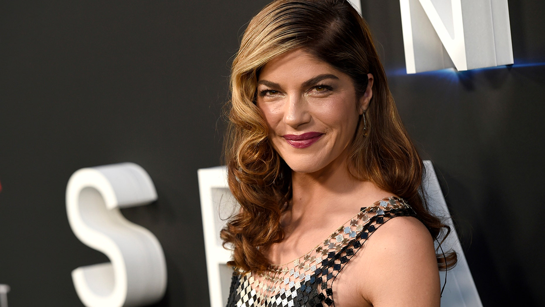 Selma Blair opened up about her MS diagnosis, revealing Michael J. Fox was a huge support.