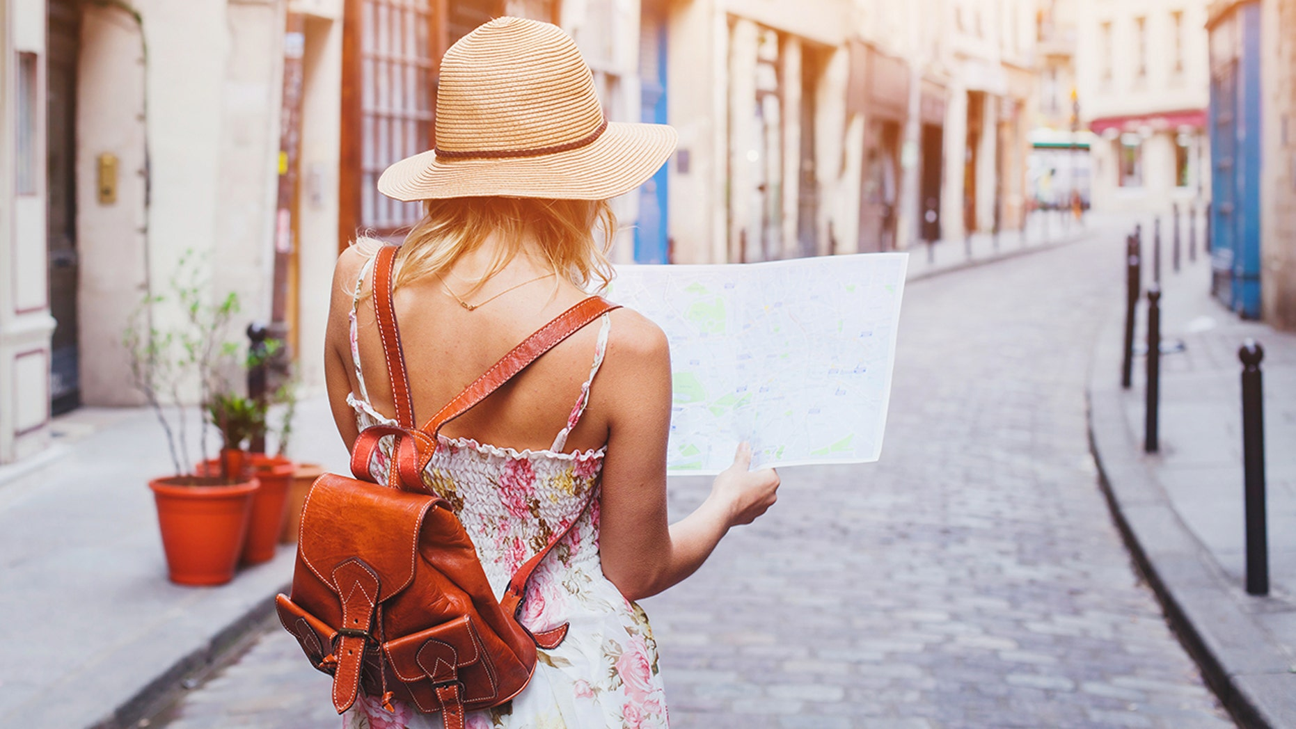 Millenials are embracing solo travel abroad.