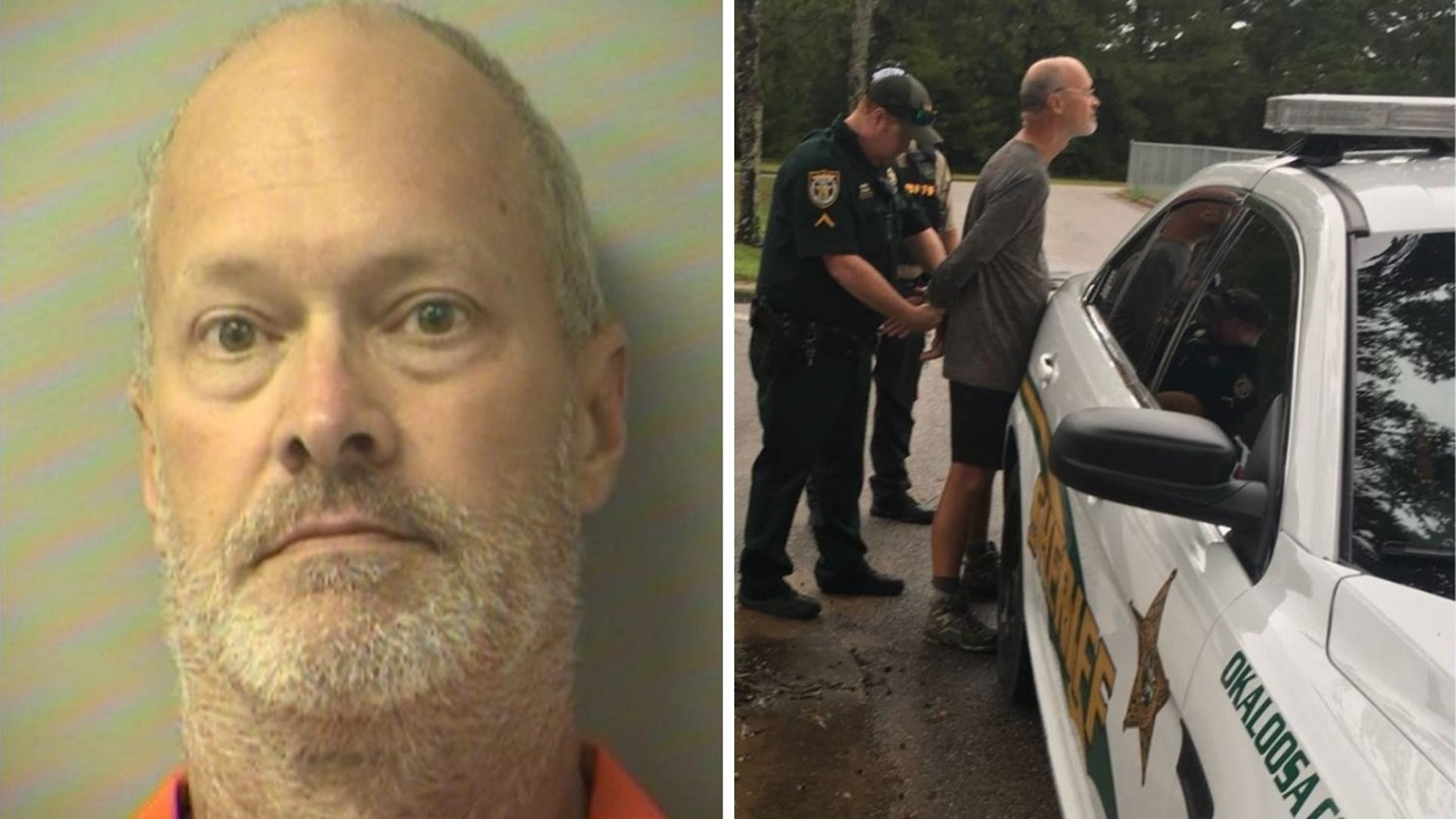 John Stapleton is accused of molesting a 6-year-old girl.