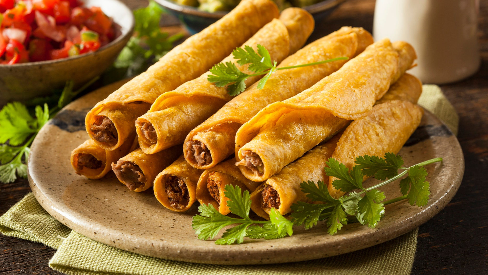 More than 2 million pounds of taquitos being recalled