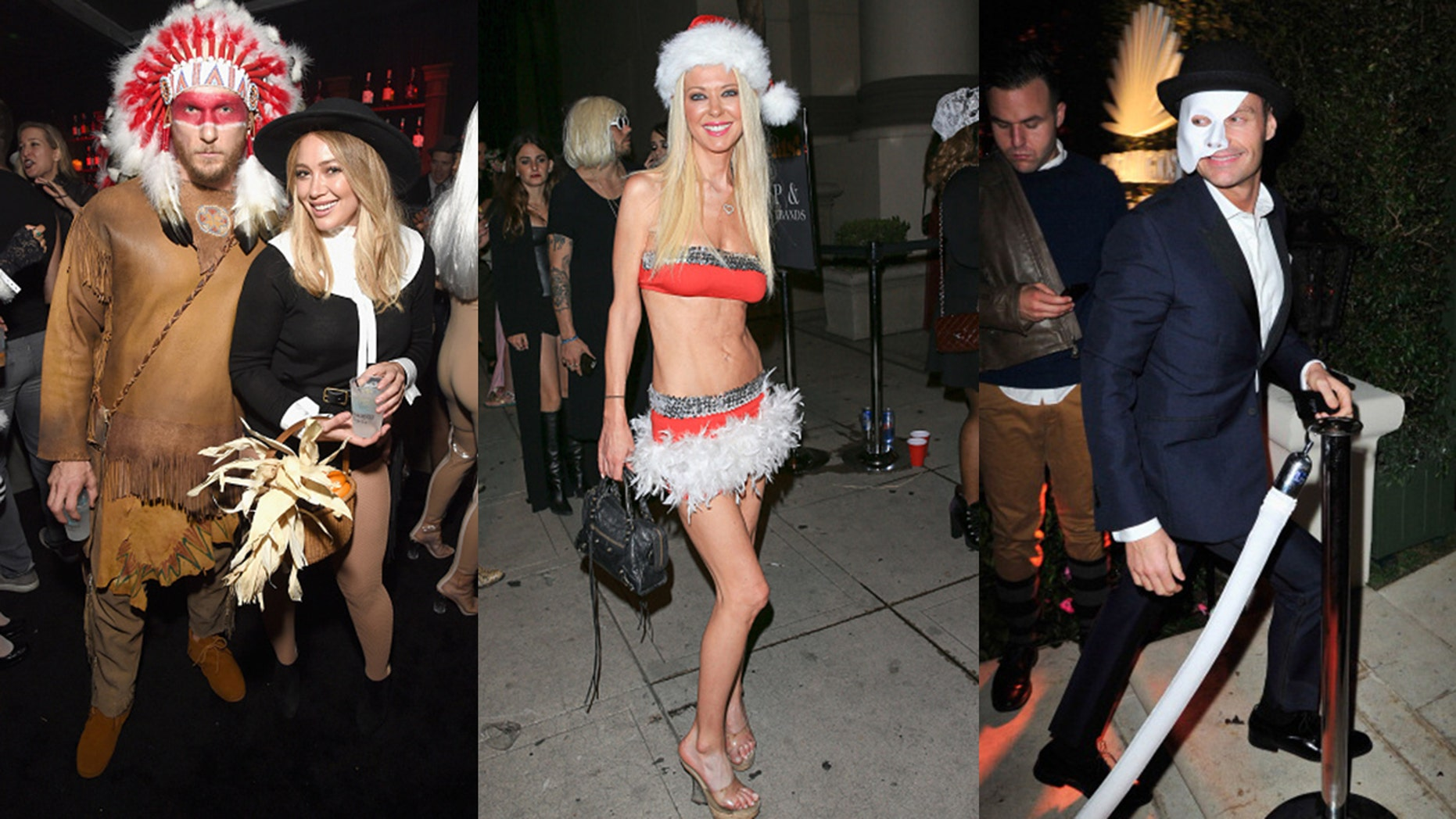 We take a look back at the worst famous Halloween costumes.