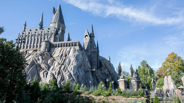 Universal Studios shared a sneak peak of the upcoming new Harry Potter roller coaster.