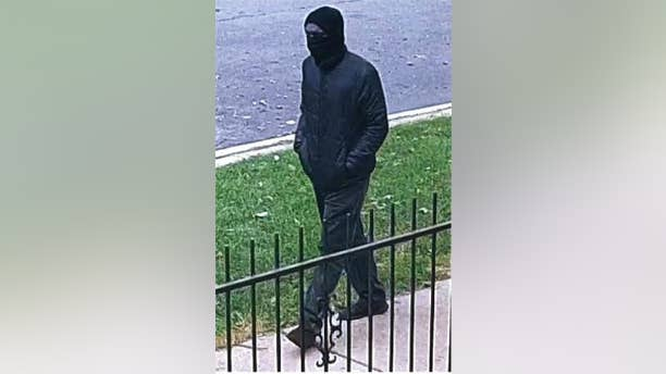 Authorities in Chicago have released an image hoping to identify a suspect wanted in connection for the murders of two men on the city's North Side.