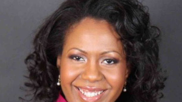 Michellene Davis, a health executive in New Jersey, was placed on leave for an alleged racially charged comment on social media.