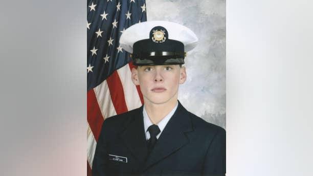 Petty Officer 2nd Class Daniel Dill