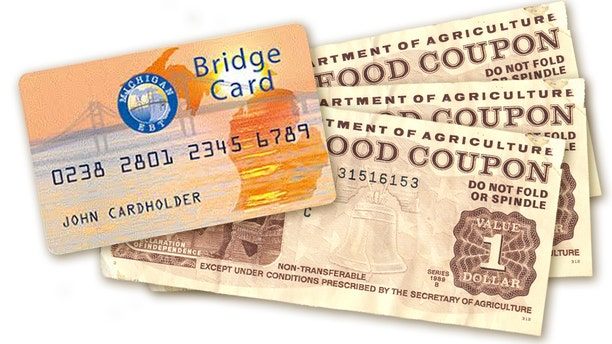 Age Of Food Stamp Recipients