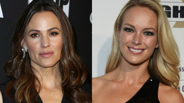 """Jennifer Garner's new boyfriend, John Miller is said to have some """"anger"""" issuesaccording to his ex-wife, Caroline Campbell."""