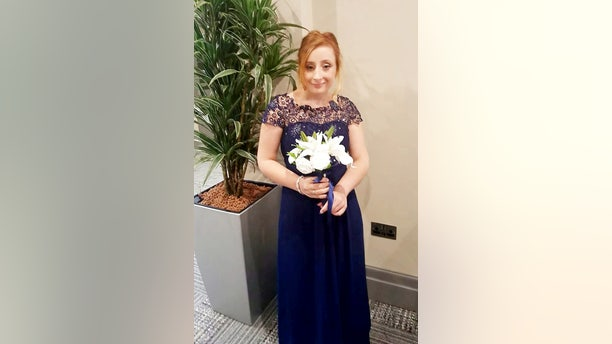 Baitson-Horrocks, 24, had an eight hour surgery in September but was only released from hospital on Tuesday because she contracted meningitis afterwards.