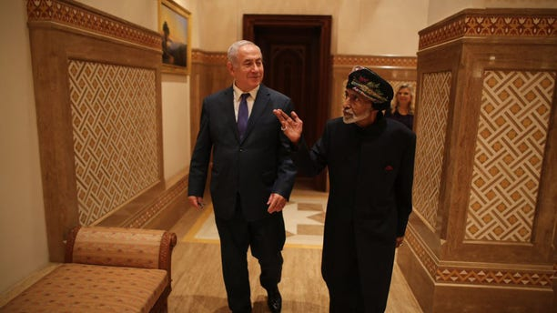 Israeli Prime Minister Benjamin Netanyahu made a surprise visit to the Gulf state of Oman on Friday.