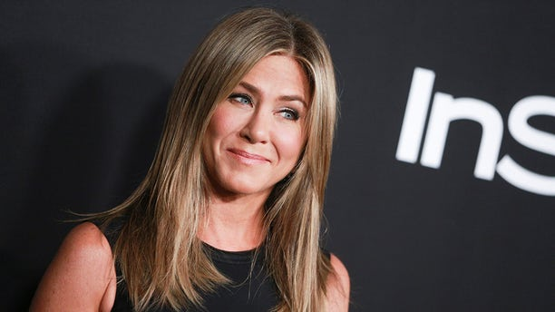 Jennifer Aniston attends the 2018 InStyle Awards in Los Angeles. (Photo by Rich Fury/Getty Images)