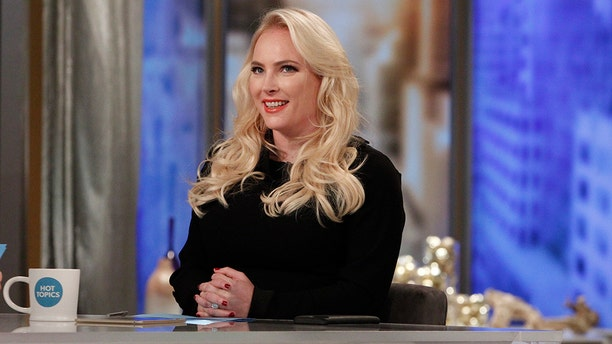 """Meghan McCain and her """"View"""" co-hosts got into a heated exchange during Wednesday's episode over President Trump's prime-time address about the border."""