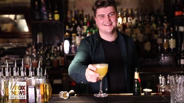 """Conor Myers, the creative director of <a data-cke-saved-href=""""https://www.underdogbarnyc.com/"""" href=""""https://www.underdogbarnyc.com/"""" target=""""_blank"""">Underdog</a> bar in New York City, says people love ordering the """"provocative"""" drink."""