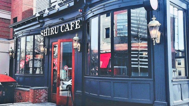 Shiru Cafe at Brown University is located 50 feet from the career center on campus.
